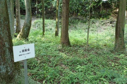 tsurugajyo-tenjinyama-2021june-19.JPG